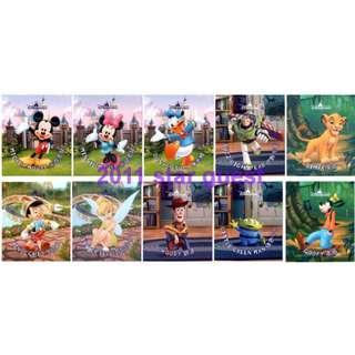 迪士尼 貼紙 Disney stickers