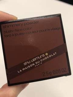 Shu Uemura shimmery powder