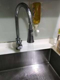 Dual mode Kitchen Basin Tap ( Hot/cold dual mode water flow )