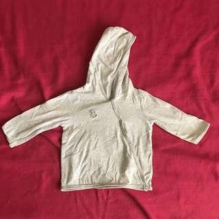 Preloved Baby Jacket with Hood