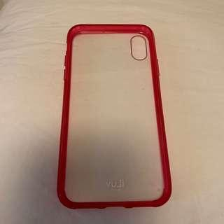Iluv Iphone X Case