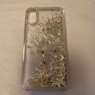 Kate Spade Champagne Iphone X Case