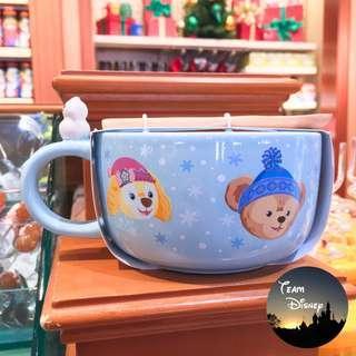[Xmas Sale] Duffy and Friends Soup Cup Set 湯杯湯碗套裝
