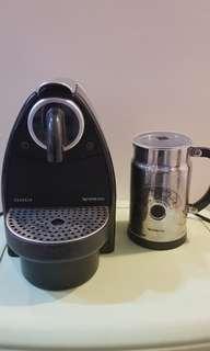 espresso 咖啡機+泡奶機