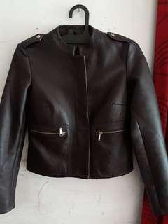 Jacket Leather sheep