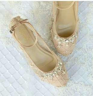 wedding shoes/sepatu pesta