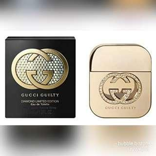 Gucci Guilty diamond limited edition EDT  50ml