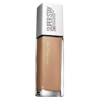 Maybelline Superstay 24 Hour Foundation (34 Soft Bronze)