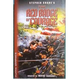 Stephen Crane's The Red Badge of Courage: The Graphic Novel (Graphic Novel Classics)(Comics)
