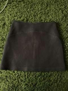 Topshop Grey skirt