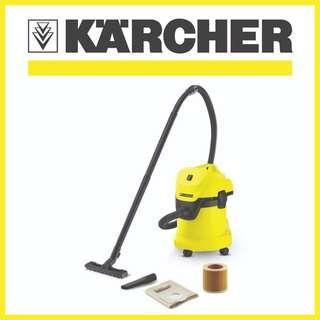 [Clearance] Karcher Multi-Purpose Vacuum Cleaner WD 3 U.P: $238