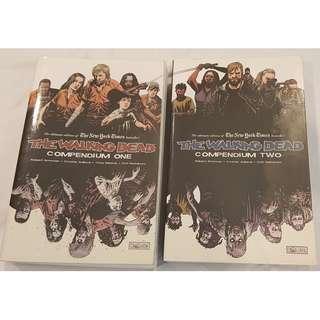 The Walking Dead Compendium 1 & 2 (TPB)