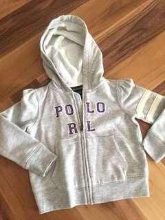 Authentic ralph lauren sweater girl