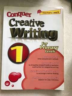 Conquer Creative Writing P1
