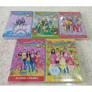 (Pre-loved) Hi5 Series 11 (5 DVD)