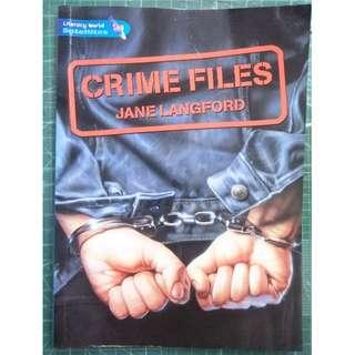 Crime Files - Jane Langford (Children, Plays)