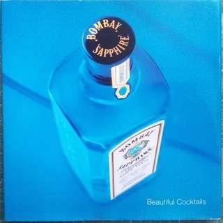 Beautiful Cocktails: Bombay Sapphire Hardcover - Cookbooks, Food & Wine