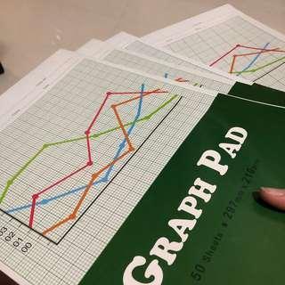4 LEFT INSTOCK Graph Pad #Next30