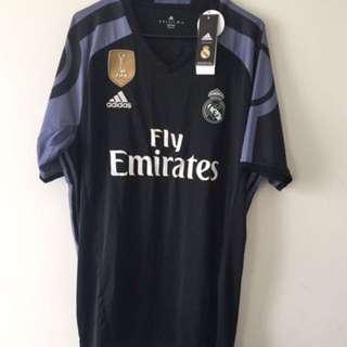 Real Madrid Jersey New With Tags