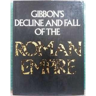 The Decline and Fall of the Roman Empire - Hardcover (History)