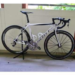 Moving-away Sale: Scott CR1 Team Road Bike