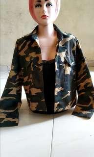 Jacket Army