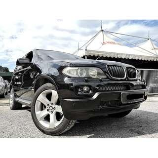 2006 BMW X5 3.0 [PETROL][FACELIFT][4WD][LIKE NEW][TIP TOP][PROMOTION] 06
