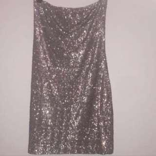 Sportsgirl Sequins Mini Dress