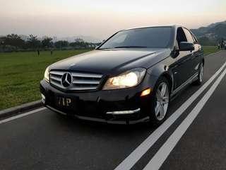 2012 W204 C250 免頭款 快速交車