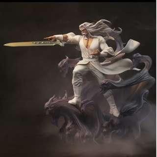 XM Studios Ultimate Swordsman Tian Xia Wu Di Unbeatable Under The Sky Statue