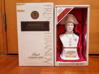 法國蜂皇拿破侖像Extra白蘭地700ml