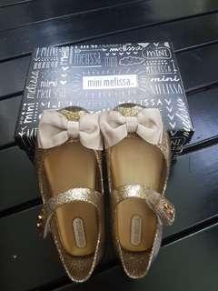 BNIB Mini Melissa Shoes