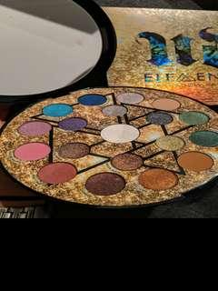 Urban decay limited edition elements eyeshadow palette