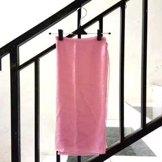 #PrelovedWithLove Jilbab paris pink salem