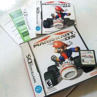 Mario Kart DS nintendo