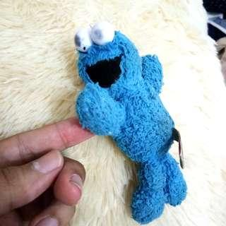 #PrelovedWithLove Gantungan boneka Sesame Street