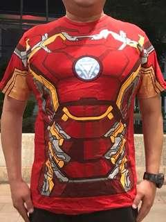🚚 Superhero Theme Costume Shirts