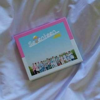 LOVE & LETTER 1st REPACKAGE ALBUM [VERY NICE] - SEVENTEEN