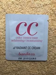 Banila Co. It Radiant CC Cream SPF30