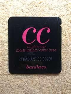 Banila Co. It Radiant CC Cover SPF30