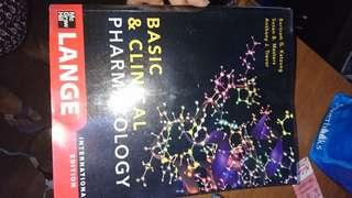 Basic and Clinical Pharmacology 12th edition katzung