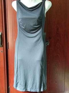 night dress grey