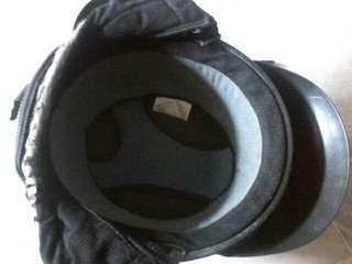 Helmet halfcut MHR III