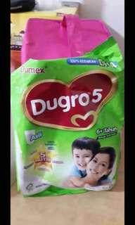 dugro 5 milk power for 6y and above