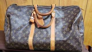 REPRICED!!! AUTHENTIC LOUIS VUITTON KEEPALL 50