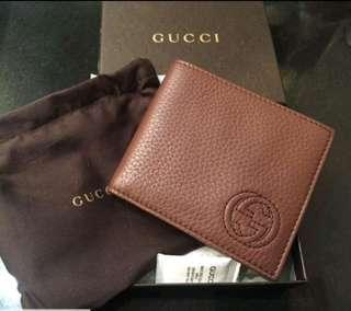 Gucci Tan Wallet