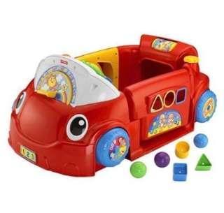 Fisher Price Activity Car 活動學習車