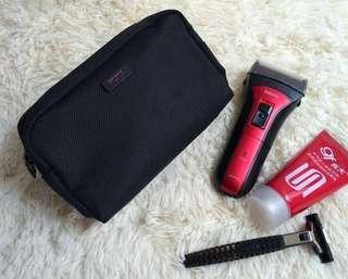 TUMI Toiletries bag for travelling