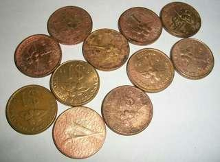 Old Coin RM1