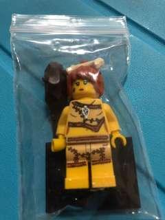 LEGO Minifigures figures Series Cave Woman